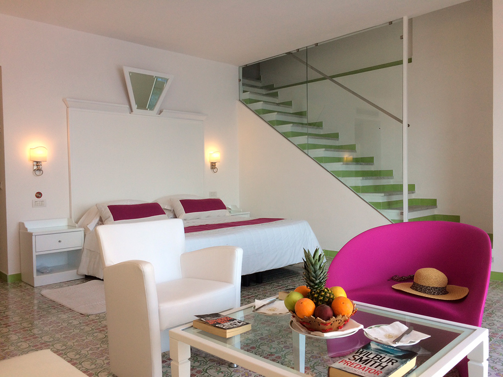 Bristol Hotel Sorrento Junior Suite