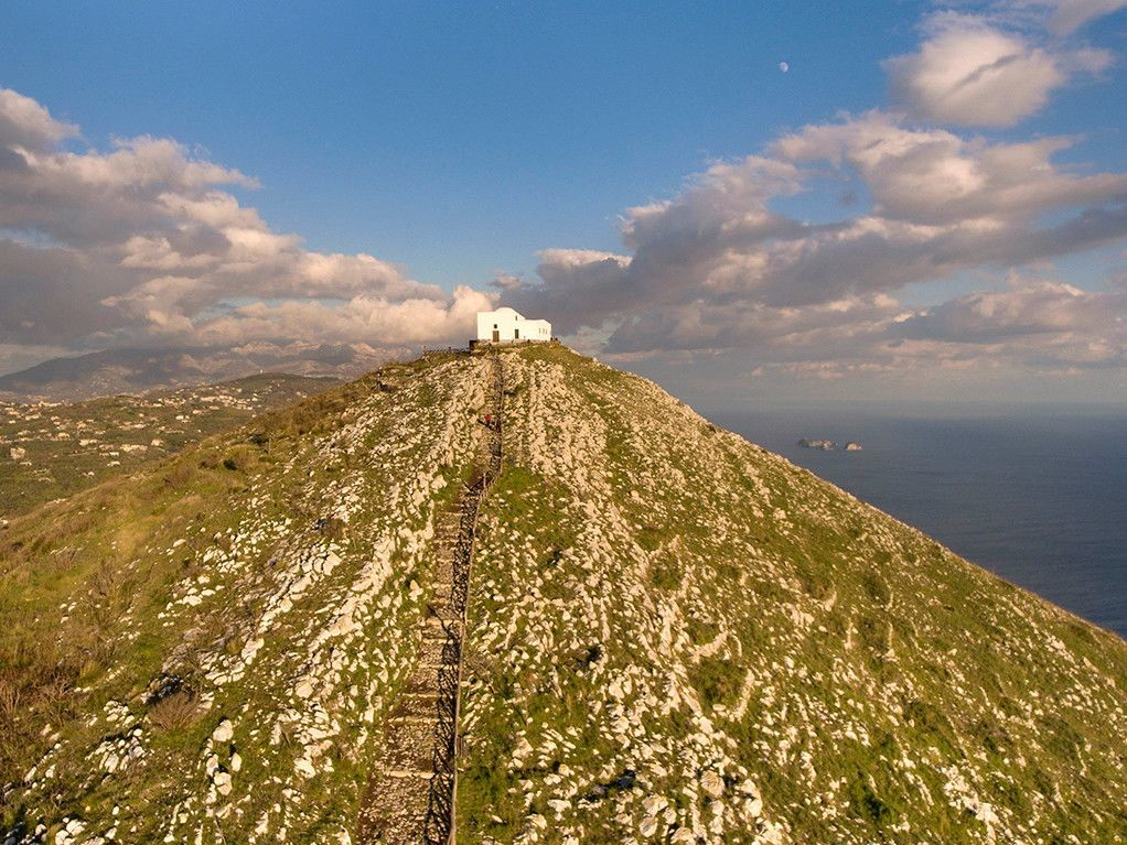 Monte San Costanzo - Massa Lubrense