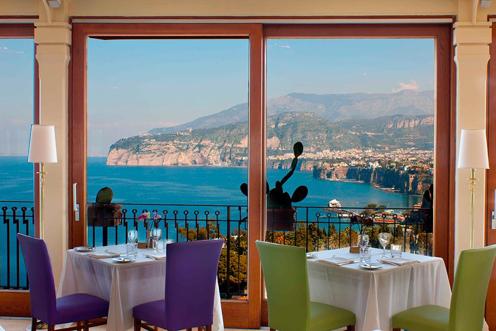 Hotel Bristol Sorrento - Hotel Bristol Sorrento - Hotel With Restaurant Sorrento